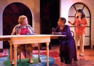 "Tony Frankel's Stage and Cinema LA review Fountain Theatre's ""Heart Song."""