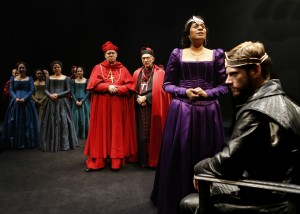 """Lawrence Bommer's Stage and Cinema review of Chicago Shakespeare's """"Henry VIII."""""""