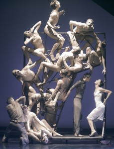 Lawrence Bommer's Stage and Cinema Chicago Dance review of Eifman Ballet's RODIN.