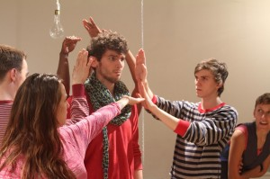 Dmitry Zvonkov's Stage and Cinema Off Off Broadway review of PETER/WENDY at the cell