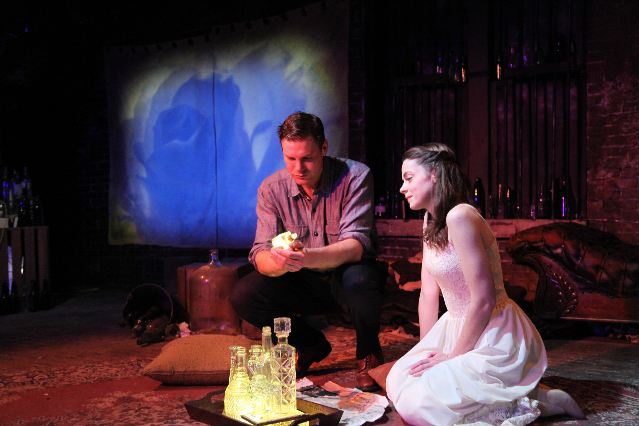chicago theater review the glass menagerie mary arrchie at but after her breakthrough conversation lawrence bommer s stage and cinema chicago review of mary arrchie s the glass menagerie