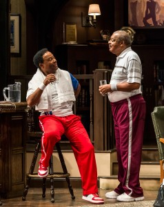 "Tony Frankel's Stage and Cinema LA review of ""Fraternity"" at Ebony Rep"