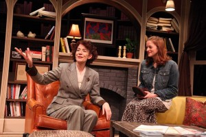 Tony Frankel's Stage and Cinema Chicago review of COLLECTED STORIES at American Blues Theater