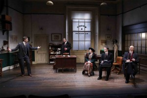 Dmitry Zvonkov's Stage and Cinema review of CORNELIUS, Brits Off Broadway