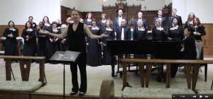 Jesse David Corti's Stage and Cinema LA music review of Hollywood Master Chorale's Voices of Los Angeles: Songs of Experience.