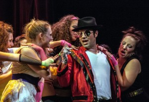 Barnaby Hughes' Stage and Cinema LA review of Center Stage Opera's THE ELIXIR OF LOVE.
