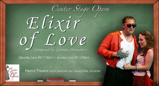 Post image for Los Angeles Opera Review: THE ELIXIR OF LOVE (Center Stage Opera in Canoga Park)