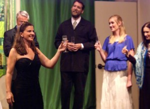 Barnaby Hughes' Stage and Cinema LA review of Independent Opera Company's production of MACBETH.