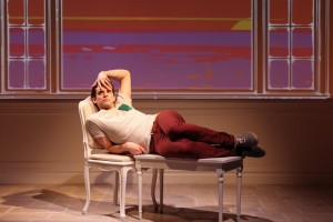 Dmitry Zvonkov's Stage and Cinema Off Broadway review of BUYER & CELLAR at Barrow Street Theatre - Rattlestick