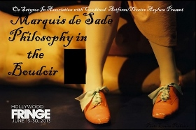 Post image for Los Angeles Theater Review: PHILOSOPHY IN THE BOUDOIR (Theatre Asylum / Hollywood Fringe Festival)