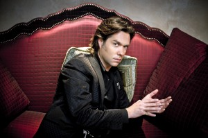 "Jesse David Corti's Stage and Cinema Concert review of ""An Evening with Rufus Wainwright"" at Valley Performing Arts Center."