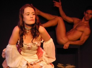 Tony Frankel's Stage and Cinema review of PHILOSOPHY IN THE BOUDOIR at the Hollywood Fringe Festival.
