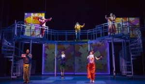Jesse Herwitz' Stage and Cinema review of SLEEPLESS IN SEATTLE - THE MUSICAL at Pasadena Playhouse.