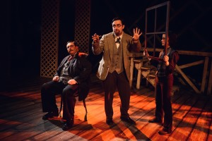 Tom Chaits' Stage and Cinema LA review of WATSON AND THE DARK HEART OF HARRY HOUDINI at Sacred Fools.