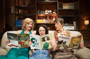 Patricia Schaefer's Stage and Cinema review of ABIGAIL'S PARTY at San Francisco Playhouse.