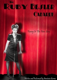 Post image for Los Angeles Theater Review : THE RUBY BESLER CABARET (Asylum Theatre / Hollywood Fringe Festival)