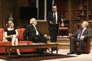 "Jason Rohrer's Stage and Cinema LA review of ""Yes, Prime Minister"" at Geffen Playhouse."