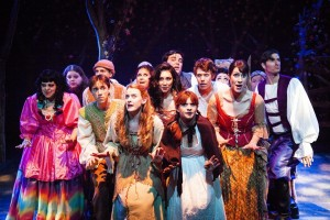 Patricia Schaefer's Stage and Cinema SF review of Ray of Light Theatre's INTO THE WOODS.