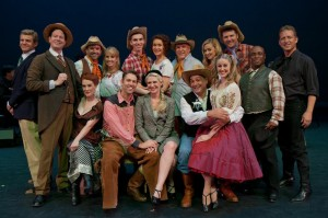 "Tony Frankel's Stage and Cinema LA review of Musical Theatre Guild's ""Girl Crazy."""