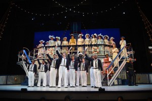 Lawrence Bommer's Stage and Cinema Chicago review of Light Opera Works' H.M.S. PINAFORE.