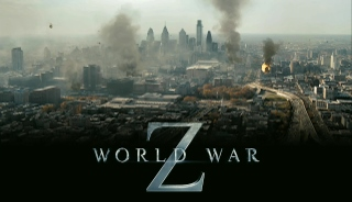 Post image for Film Review: WORLD WAR Z (directed by Marc Forster)