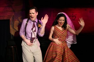 Lawrence Bommer's Stage and Cinema Chicago review of Theo Ubique's A Cole Porter Songbook at Theo Ubique
