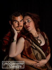 Lawrence Bommer's Stage and Cinema review of Jason and (Medea) at (re)discover theatre in Chicago.