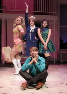 "Tony Frankel's Stage and Cinema review of ""Company"" by Cygnet Theatre at Old Town Theatre in San Diego"