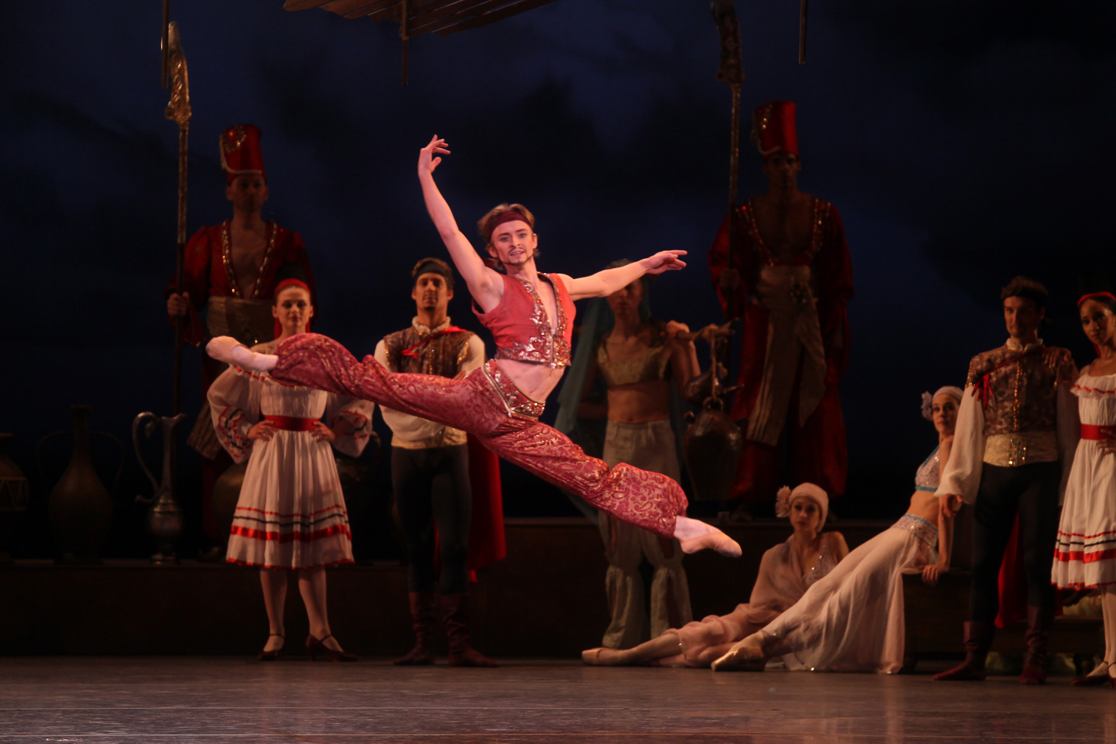 Los Angeles Dance Review LE CORSAIRE American Ballet