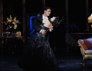 "Ella Martin's Stage and Cinema review of ""Sunset Boulevard"" by Musical Theatre West at the Richard and Karen Carpenter Performing Arts Center in Long Beach"