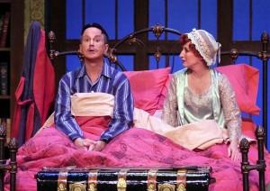 Tony Frankel's Stage and Cinema review of I DO! I DO! At Laguna Playhouse in Laguna Beach