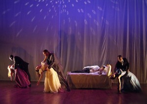 "Jason Rohrer's Stage and Cinema LA review of ""Alcestis"" - Theatre @ Boston Court in Pasadena, co-presented with Critical Mass Performance Group"