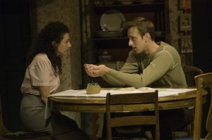 Jason Rohrer's Stage and Cinema LA review of Pacific Resident Theatre's A VIEW FROM THE BRIDGE in Venice.