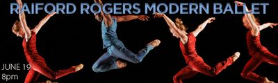 Post image for Los Angeles Dance Review: RAIFORD ROGERS MODERN BALLET (Luckman Fine Arts Center)