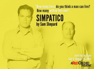 Post image for Chicago Theater Review: SIMPATICO (A Red Orchid Theatre)