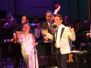 Jesse David Corti's Stage and Cinema review of Pink Martini at the Hollywood Bowl