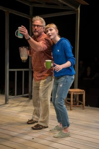 Paul Kubicki's Stage and Cinema Chicago review of SLOWGIRL at Steppenwolf Theatre Company