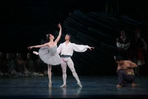 Tony Frankel's Stage and Cinema LA review of American Ballet Theatre's Le Corsaire,