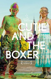 Post image for Documentary Review: CUTIE AND THE BOXER (directed by Zachary Heinzerling)