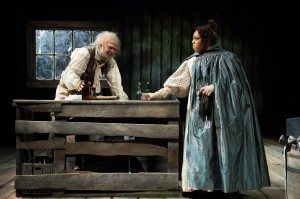 Tony Frankel's Stage and Cinema review of Oregon Shakespeare Festival's THE LIQUID PLAIN