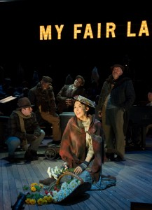 Tony Frankel's Stage and Cinema review of Oregon Shakespeare Festival's MY FAIR LADY
