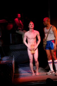Tony Frankel's Stage and Cinema review of Boxcar Theatre's HEDWIG AND THE ANGRY INCH in San Francisco.