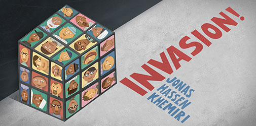 Post image for Chicago Theater Review: INVASION! (Silk Road Rising)
