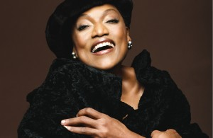Tony Frankel's Stage and Cinema preview of Jessye Norman's American Songbook (Jessye Norman soprano, Mark Markham piano) at Davies Symphony Hall, SF Symphony in San Francisco