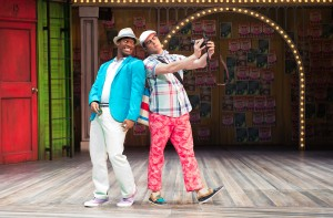 Tony Frankel's Stage and Cinema review of Oregon Shakespeare Festival's THE TAMING OF THE SHREW