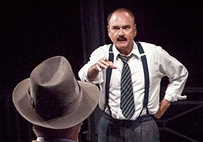 """Tony Frankel's Stage and Cinema LA review of """"Double Indemnity"""" at Old Globe's Sheryl and Harvey White Theatre in San Diego"""