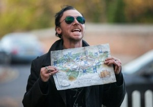 """Kevin Bowen's Stage and Cinema film review of """"The World's End."""""""