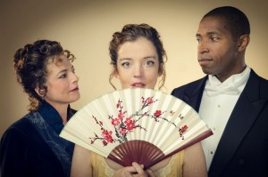 Tony Frankel's Stage and Cinema preview of California Shakespeare Theater's Lady Windermere's Fan at Bruns Amphitheater in Orinda