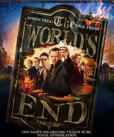 Post image for Film Review: THE WORLD'S END (directed by Edgar Wright)