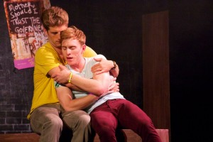 Samuel Bernstein's Stage and Cinema Los Angeles review of BARE at the Hayworth